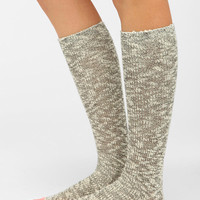 Urban Outfitters - UO Neon Slub Knee-High Sock