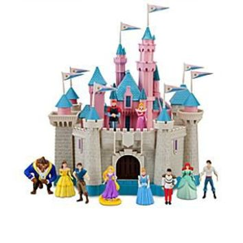 Sleeping Beauty Castle Play Set | Disney Store