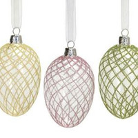 15 Easter Ornaments - Easter Eggs