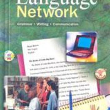 Language Network Vocabulary and Spelling Book Grade 8
