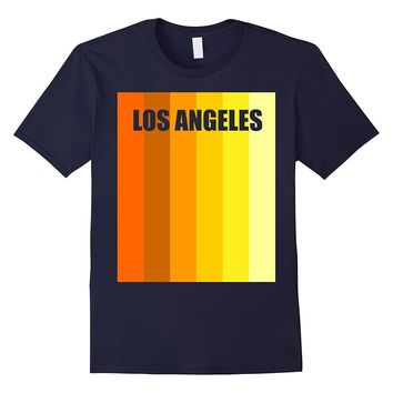 Los Angeles Silhouette Shirt - Retro Vintage Classic T-Shirt