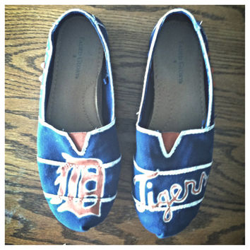 Detroit Tigers Shoes
