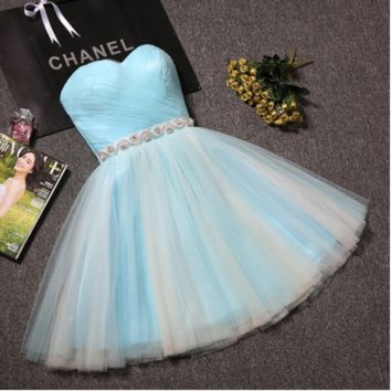 2016 new summer short tuxedo Bridesmaid Bride Bridesmaid Dresses engagement female host sister graduation homecoming dress