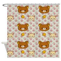 Teddy By J3ll3y Shower Curtain> All Curtains - Shower and Window> The Afterlife Online Clothing