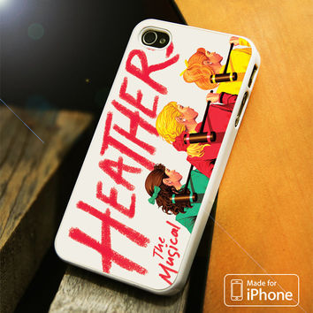 HEATHERS BROADWAY MUSICAL ART iPhone 4(S),5(S),5C,SE,6(S),6(S) Plus Case