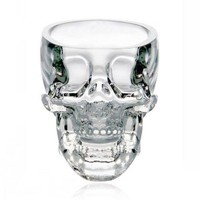 accessoryinlove — Skull-shaped Crystal Glass Wine Cup
