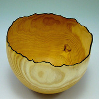 Jagged Little Bowl Mulberry by makye77 on Etsy