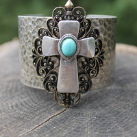 Power of the Cross Bracelet