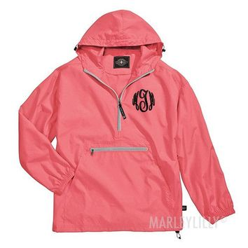 Pullover Windbreaker Rain Jacket | Jackets Review