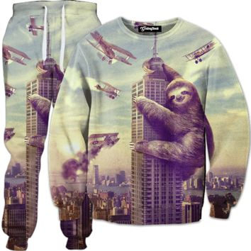 d3d0c31a5 Empire Sloth Tracksuit from Get On Fleek