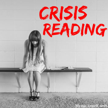 Psychic Reading, Crisis Reading, Same Day Response, Emergency Reading, Urgent Psychic Reading, Fast Response, Email Reading