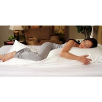 "20""X 60"" Body Pillow- Extra Large- Recommended For People 5'10"" & Taller"