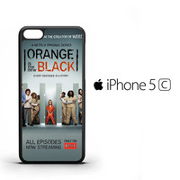 Orange Is The New Black iPhone 5C Case