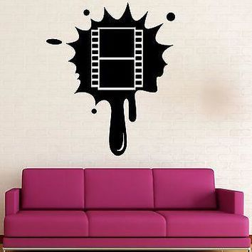Wall Sticker Vinyl Decal Hollywood Film Cinema Film Modern Art Decor Unique Gift (ig2086)