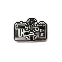 Film Is Not Dead Lapel Pin (Limited Edition)