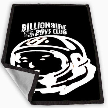 BBC Billionaire Boys Club Blanket for Kids Blanket, Fleece Blanket Cute and Awesome Blanket for your bedding, Blanket fleece *