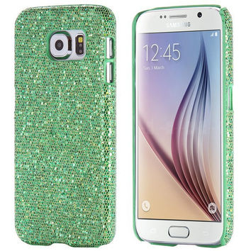 ULTRA SLIM S6 ARMOR PHONE CASE (DIAMOND Green)