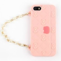 Hello Kitty iPhone Soft Case: Pink Bag