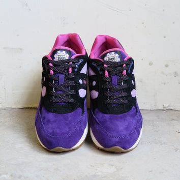 BC HCXX Feature X Saucony G9 Shadow 6 High Roller Pack 'The Barney' #S70183-2