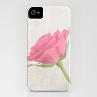 A Rose for my Love iPhone Case by Around the Island (Robin Epstein) | Society6