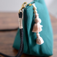 MISS Green - simple small shoulder bag