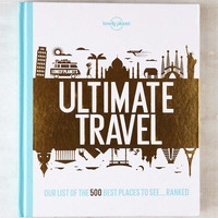 Ultimate Travel: The 500 Best Places On The Planet... Ranked - By Lonely Planet - Urban Outfitters