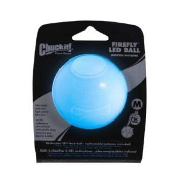 Canine Hardware Chuckit Firefly LED Ball