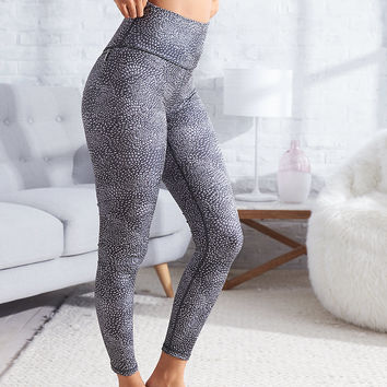 Aerie Play Zipper Pocket Legging, Smoked Gray