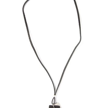 Diesel 'Alory' tag necklace
