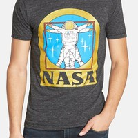 Men's PalmerCash 'NASA Vitruvianaut' Graphic T-Shirt,
