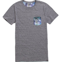 On The Byas Cosmic Mick Pocket Crew T-Shirt at PacSun.com