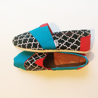 Moroccan Tile TOMS