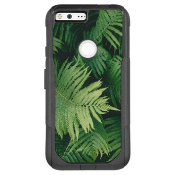 Green Fern Leaves Photography OtterBox Commuter Google Pixel XL Case