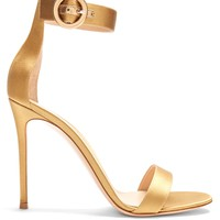 Portofino satin sandals | Gianvito Rossi | MATCHESFASHION.COM UK