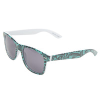 Abstract Tribal Wayfarer Sunglasses | Wet Seal