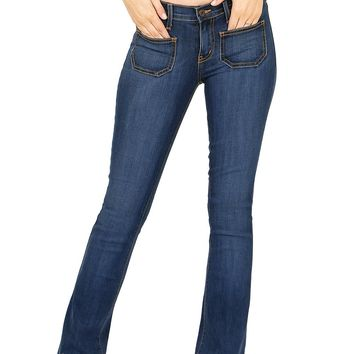 Flashback Boot Cut Jeans