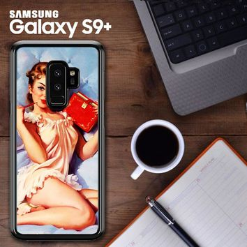 The Pin Up Girls Y1974 Samsung Galaxy S9 Plus Case