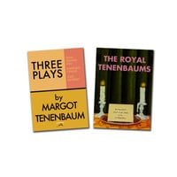 The Royal Tenenbaums Notebook Set