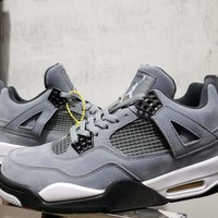 Air Jordan 4 Retro Cool Grey Sport Shoes