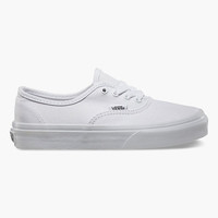Vans Authentic Mens Shoes True White  In Sizes