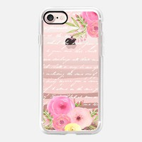 Romantique iPhone 7 Capa by Li Zamperini Art | Casetify
