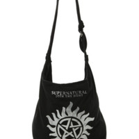 Supernatural Car Hobo Bag