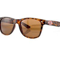 Monogram Tortoise Shell Sunglasses