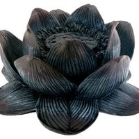 Lotus Incense Burner by Summit Eastern Enlightment Collection