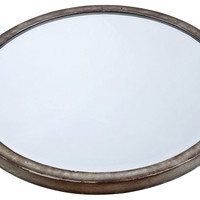 """14"""" Footed Mirror Tray"""