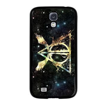 DEATHLY HALLOWS HARRY POTTER ICON Samsung Galaxy S4 Case