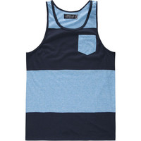 Retrofit Dynamite Mens Tank Navy  In Sizes