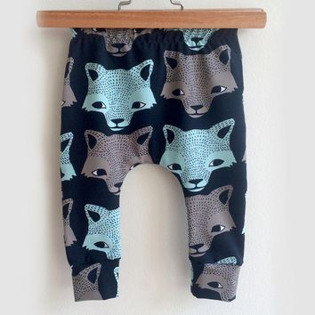 Newborn Retail new 2019 summer kids clothing boys girl Infant Wolf Bottom Harem Pants Leggings Trousers tiny cottons