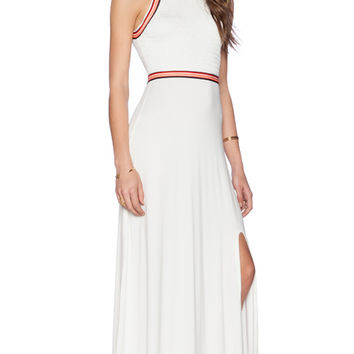 Lovers + Friends Sienna Maxi Dress in Ivory | REVOLVE