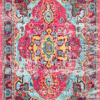 Rugs USA Chroma Mosaic Medallion RUG